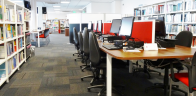 Lincoln College Library Refurbishment