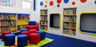 Gosberton Academy Library Refurbishment