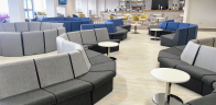 Humberside Airport Departures Lounge Refurbishment
