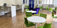 Hucknall Sixth Form Centre Cafe Refurbishment