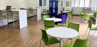 Hucknall Sixth Form Centre Cafe Refurbishment