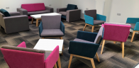 urham Tees Valley Airport Departures Lounge