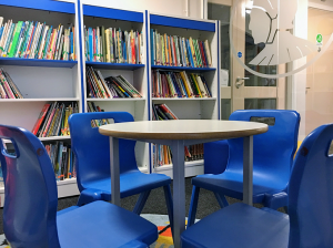 Ancaster Primary School Library Refurbishment & Signage