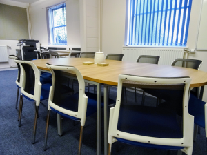 Ancaster Primary School Staffroom Refurbishment