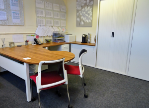 Bottesford Infant School Staffroom & Office Refurb