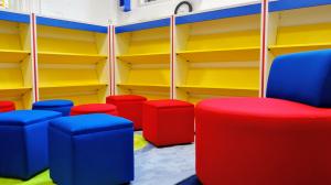 Gosberton Academy Library Refurbishment