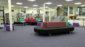 New College Stamford LRC Refurbishment