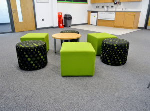 Rykneld Primary School Staffroom Refurbishment